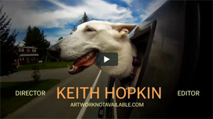 Keith Hopkin Showreel 2012
