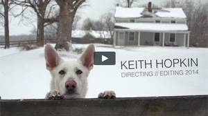 Keith Hopkin Showreel 2014